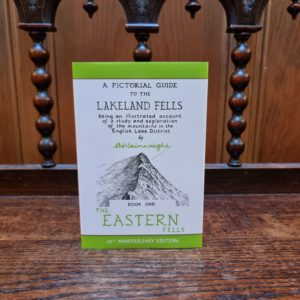 The Eastern Fells - 50th Anniversary Edition. Printed in Kendal