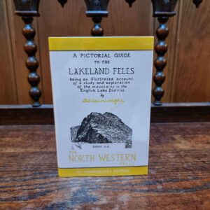 The North Western Fells - 50th Anniversary Edition. Printed in Kendal