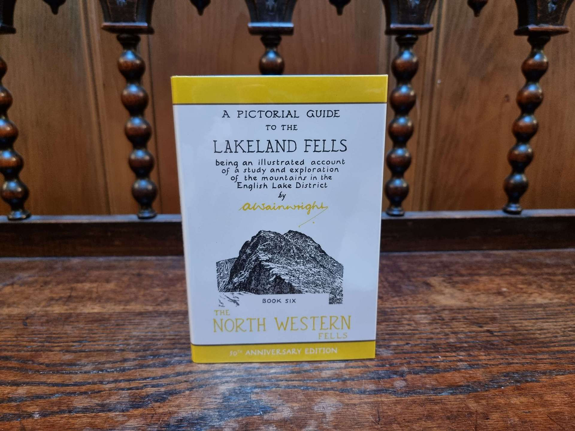 The North Western Fells – 50th Anniversary Edition. Printed in Kendal