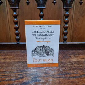 The Southern Fells - 50th Anniversary Edition. Printed in Kendal
