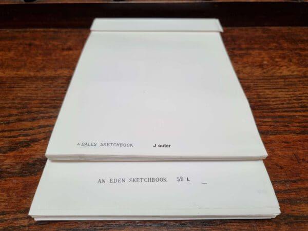 A Dales and Eden Sketchbook