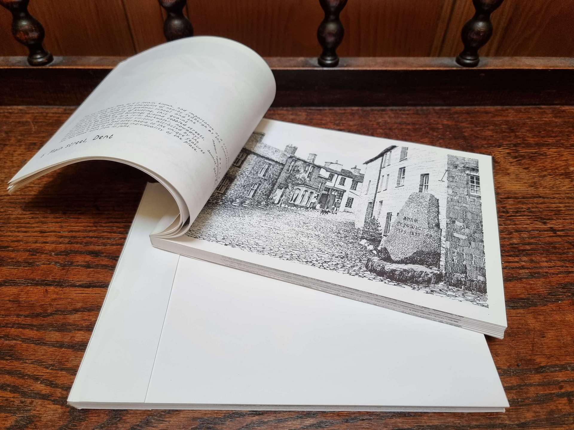 A First and Second Dales Sketchbooks