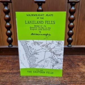 The Eastern Fells Map