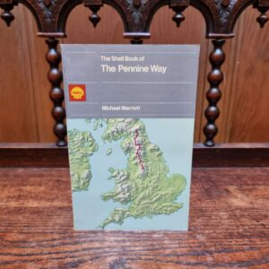 The Shell book of the Pennine Way